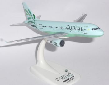 Airbus A319 Cyprus Airways Charlie Airlines Herpa Collectors Model Scale 1:200 E-